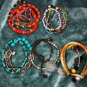 Jewelry - Bracelets Bundle
